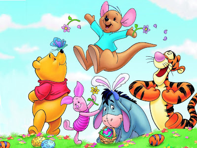 33 imgenes de Winnie Pooh y sus amigos de Disney