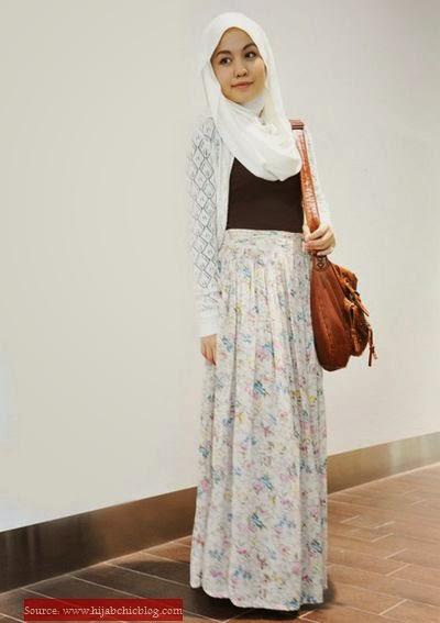 Hijab chic pour travail