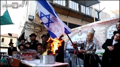 Intolerância dos judeus ultraortodoxos