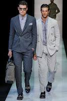 мъжки костюми Армани