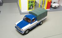 Tomica Limited Vintage LV-15d Datsun 1200 Truck yamashin