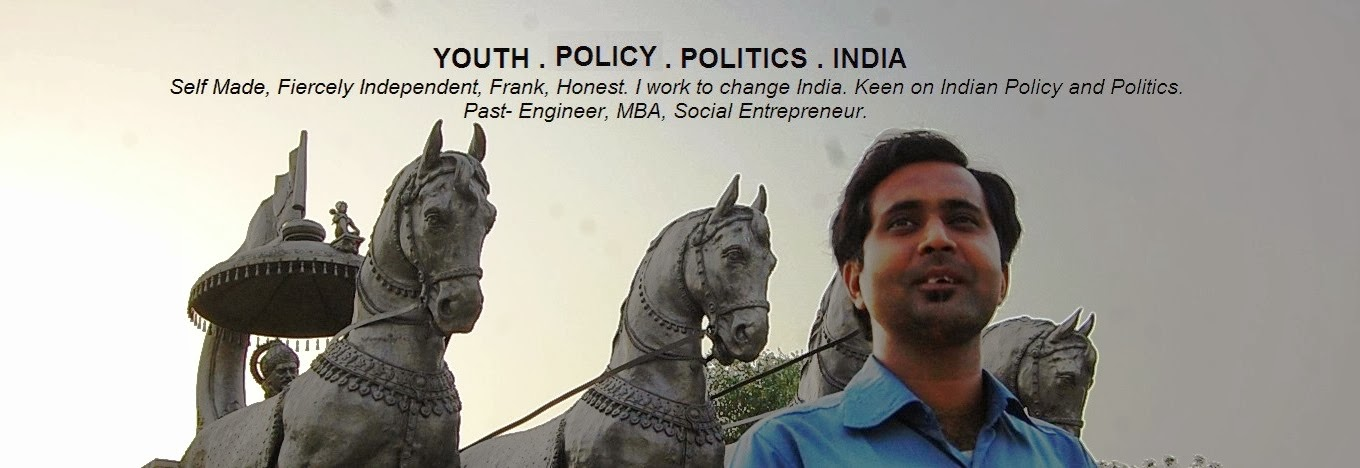 YOUTH. POLICY. POLITICS. INDIA