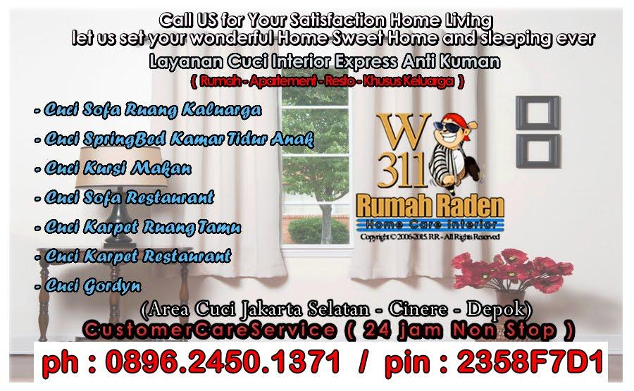 Brigif Warung Sila Cleaner(Cuci Sofa SpringBed Rumah Apartement) |+628998631088 Home Care Specialist