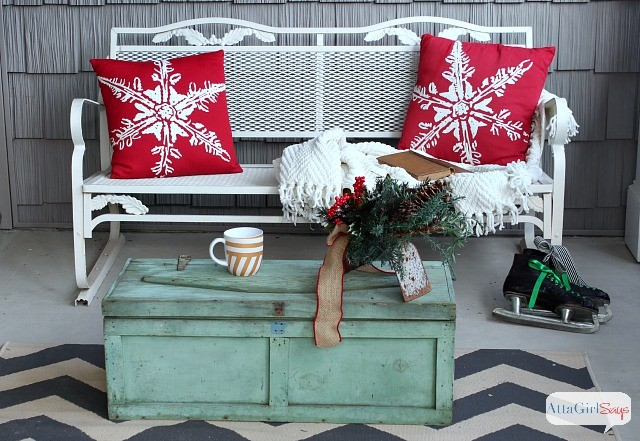 Atta Girl Says Porch- How I Found My Style Sundays- From My Front Porch To Yours