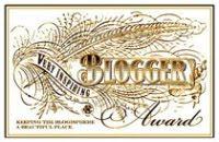 PREMIO INSPIRING BLOGGER AWARD 2013