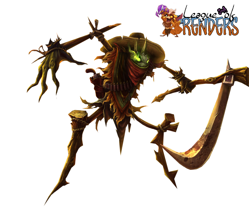Render Bandito Fiddlesticks