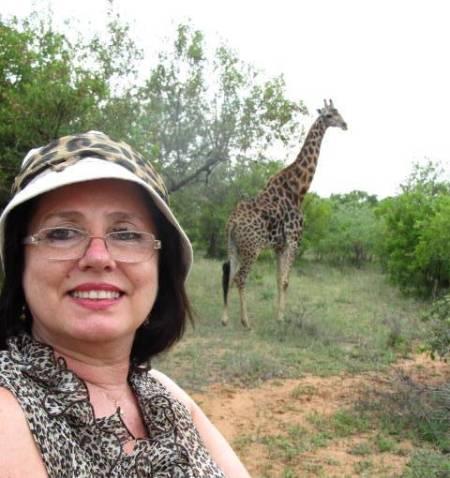África do Sul, natureza intocada. Para quem ama  os animais, uma experiência inesquecível.