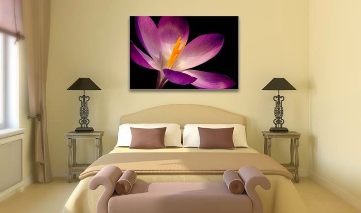 Abstract Canvas Wall Art And Minimalist Decor - Home Design ...