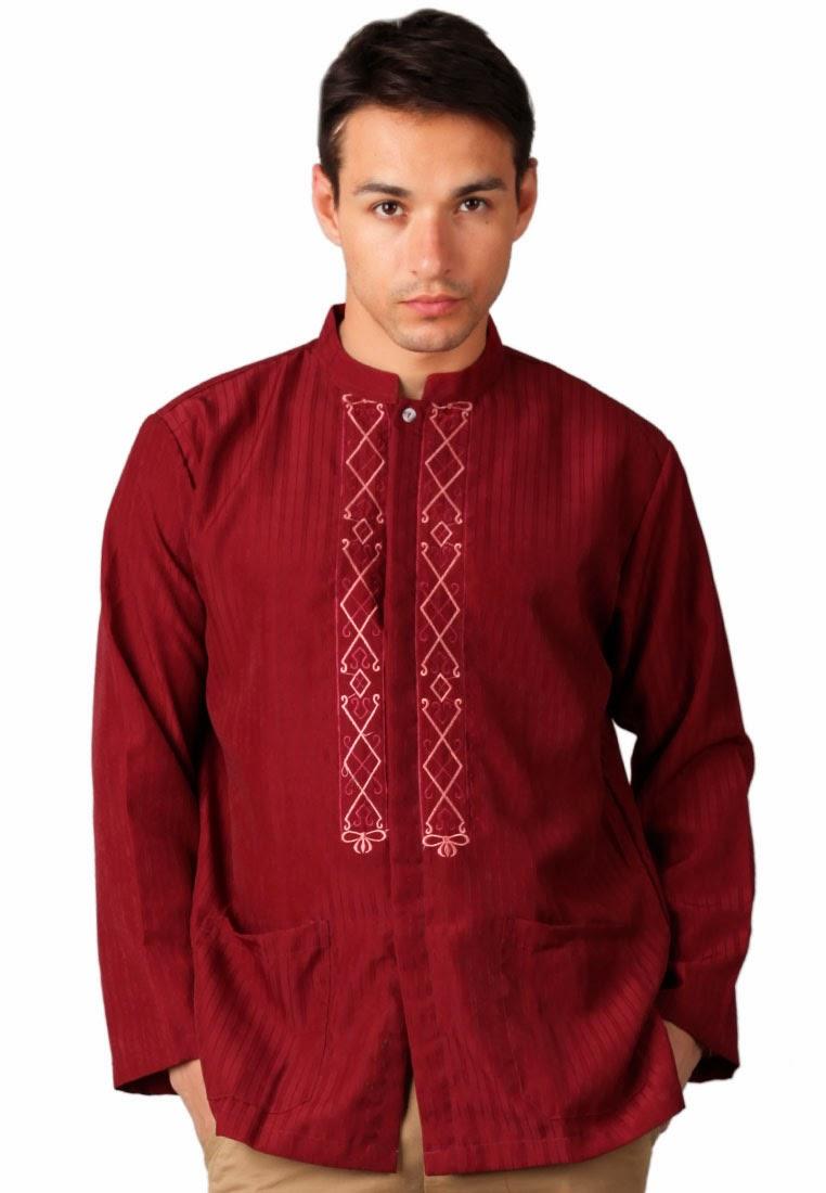 Baju Muslim Koko Terbaru