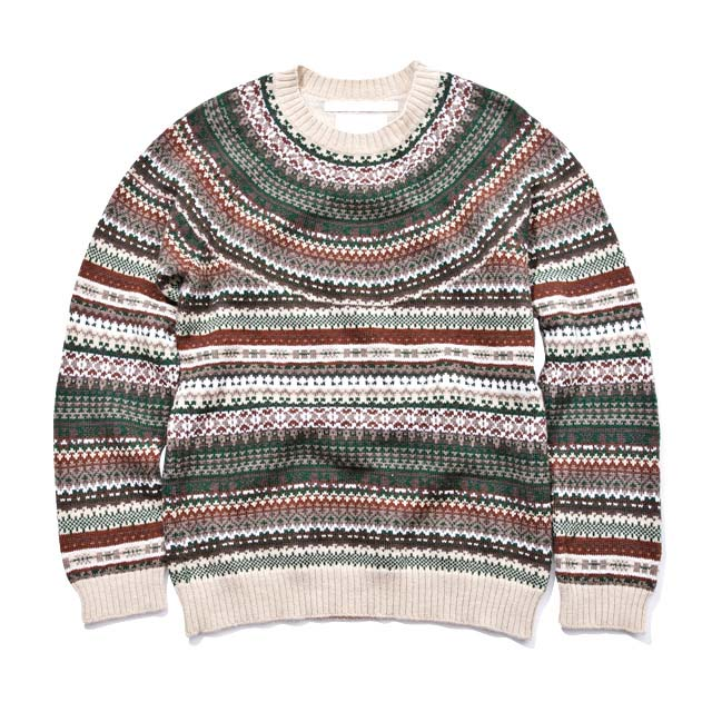 Knitting Patterns For Nordic Sweater : Nordic Sweater
