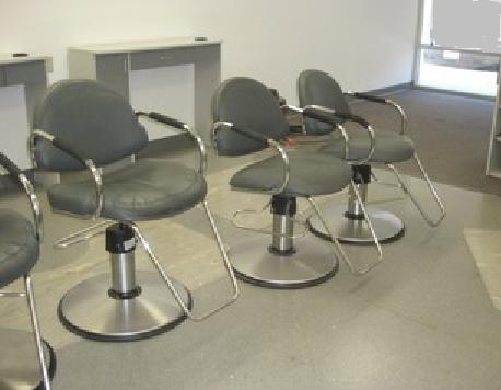 Latest Used Salon Furniture