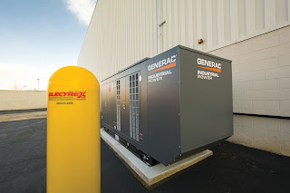 Electrex Electrical Installation of Industrial Generator Detroit