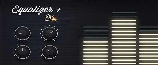Equalizer + Pro v2.5.2 Apk Full (Music Player)