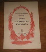 Libro Entre Calamidades y Milagros