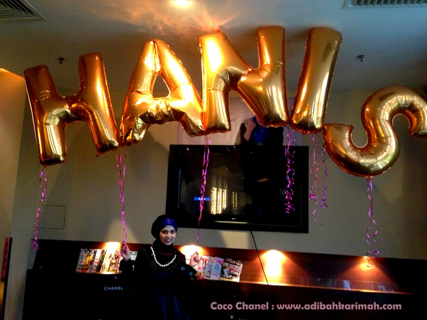 Private party hanis haizi with cdm adibah karimah