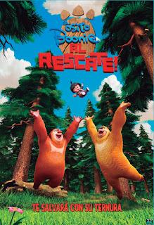 El Osito Bonnie Bear al Rescate Poster