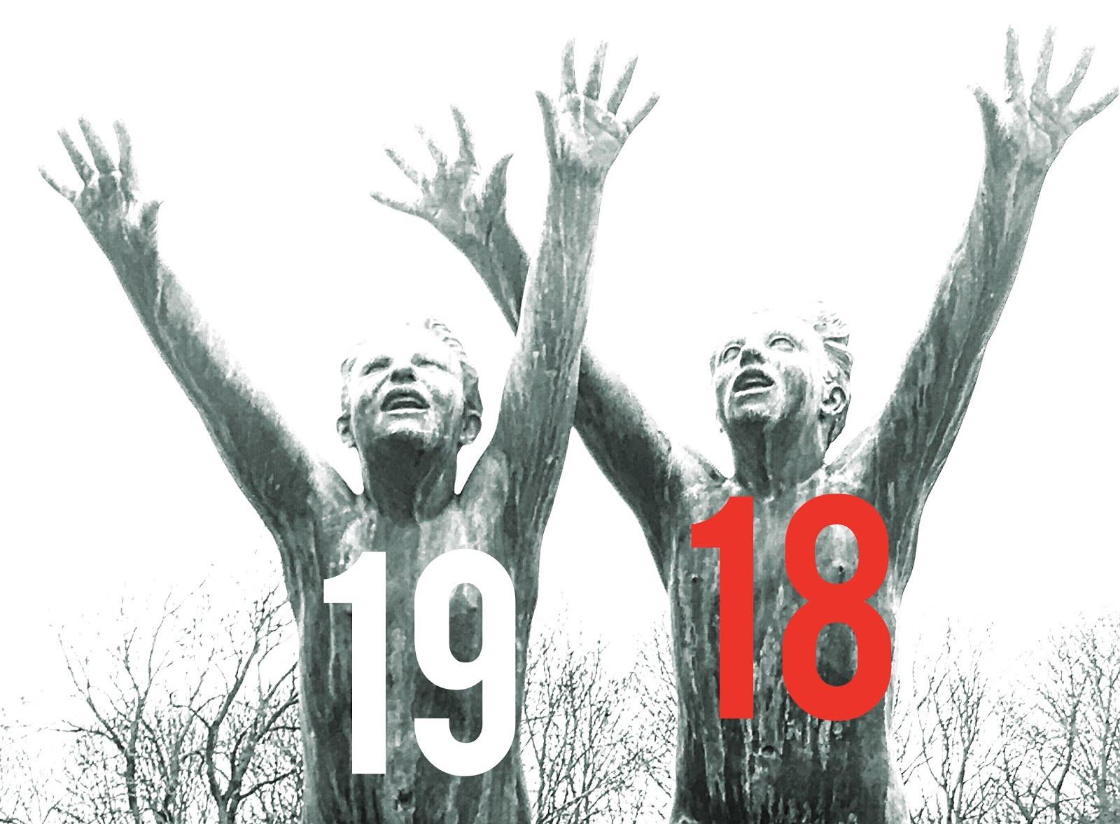 1918-haaste