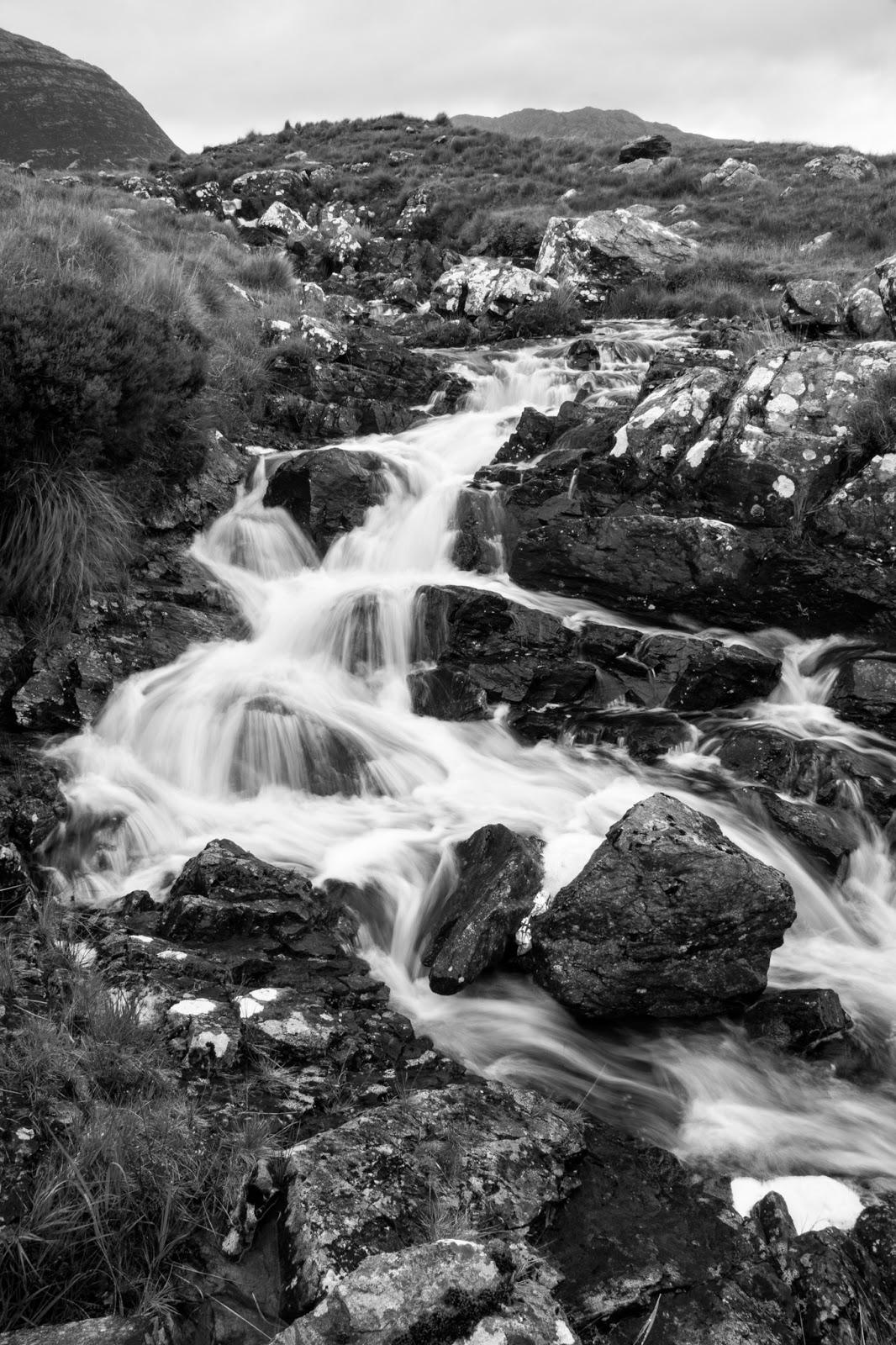 Lough Inagh Cascades