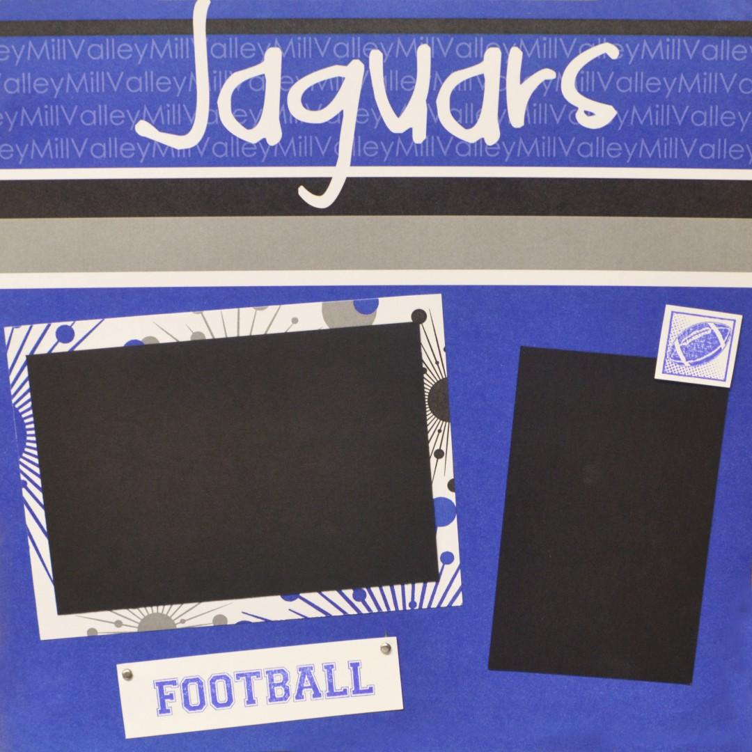 Mill Valley Jaguars Football Mill Valley Football 12x12