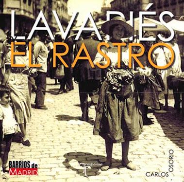 """""""Lavapiés y El Rastro"""" Mi nuevo libro"""