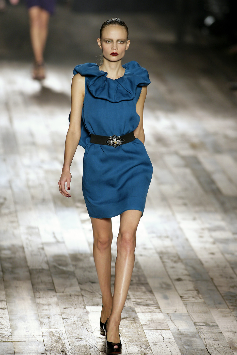 via fashioned by love | Lanvin Spring/Summer 2008
