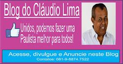 Blog do Cláudio Lima
