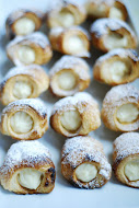 Puff Pastry Horns