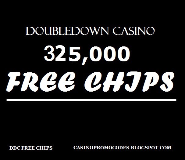 Promo codes for doubledown casino on facebook 2018