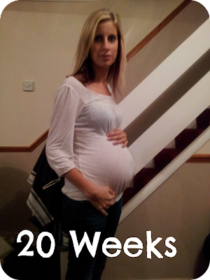 The Adventure of Parenthood: 20 weeks Pregnant