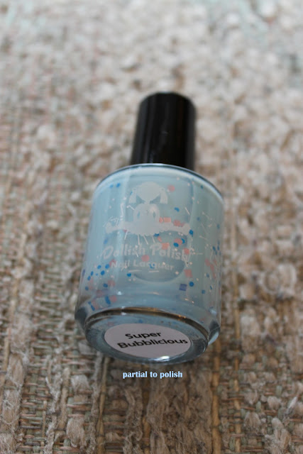 Dollish Polish Super Bubblicious