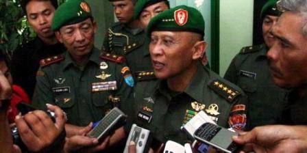 KSAD: Cegah Politisasi Kegiatan TNI Manunggal Membangun Desa (TMMD)