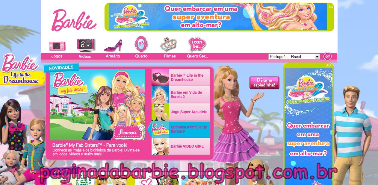 P Gina Da Barbie Abril 2012