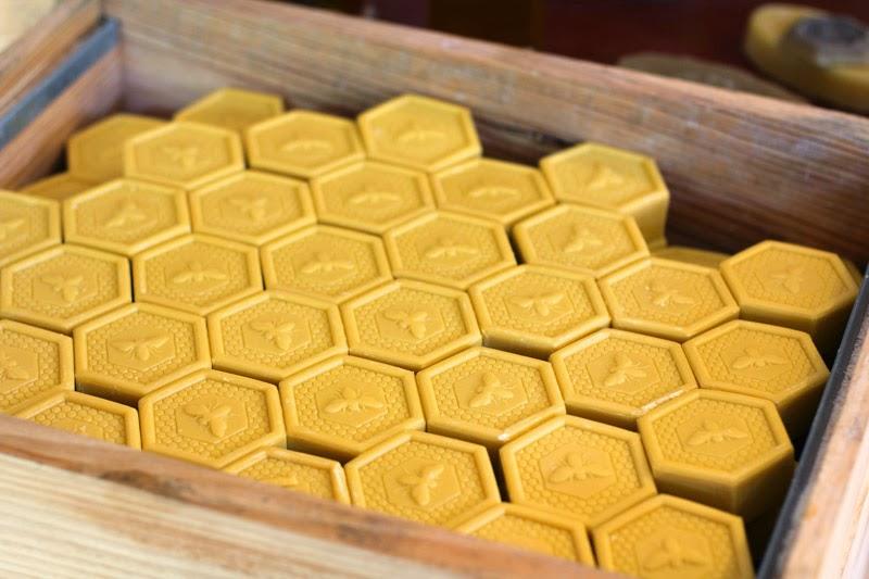 Happy Us Book - Le jardin des abeilles