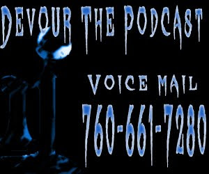 Call the Devour The Podcast Voicemail Line
