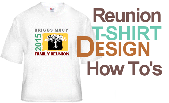 Family Tree Designs For Family Reunions How to Design Family Reunion