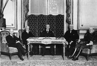 Delegacja USA na rokowania pokojowe w Wersalu