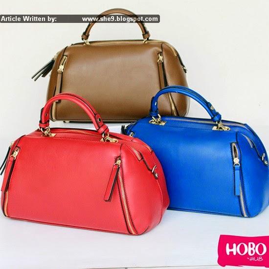 Spring Summer Handbags from HOBO by HUB