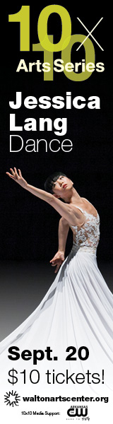10x10 Arts Series / Jessica Lang Dance