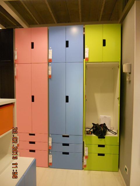 Ikea e momichan armadi stuva for Armadi ikea