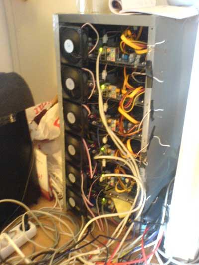 Сервер дома linux своими руками