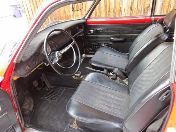 1968 Volkswagen Karmann Ghia Buy Classic Volks