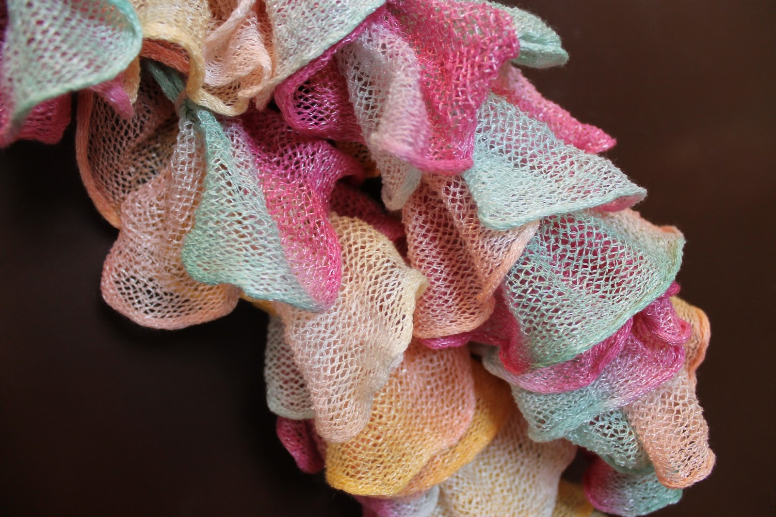Free Crochet Patterns With Sashay Yarn : Sashay Yarn Patterns Flamenco submited images Pic2Fly