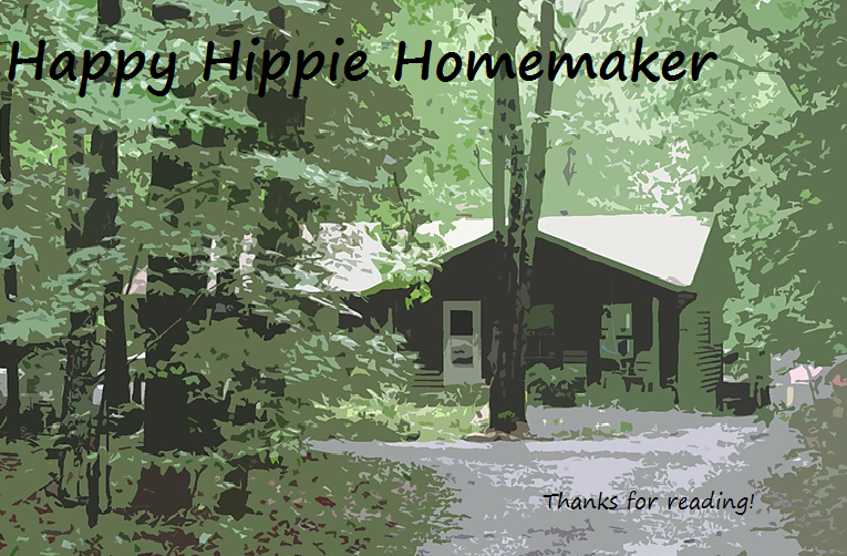 Happy Hippie Homemaker