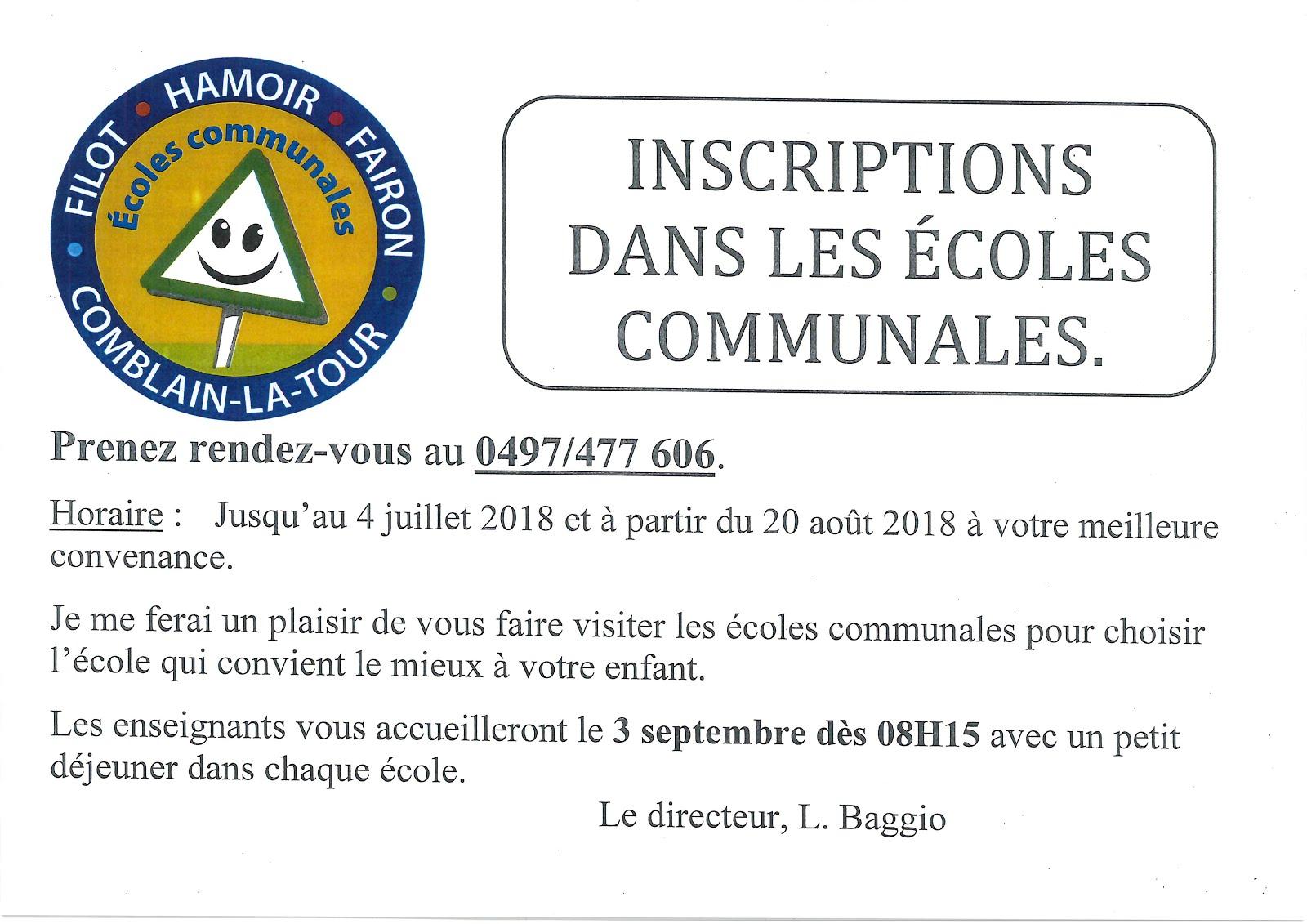 Ecole Communale de FAIRON