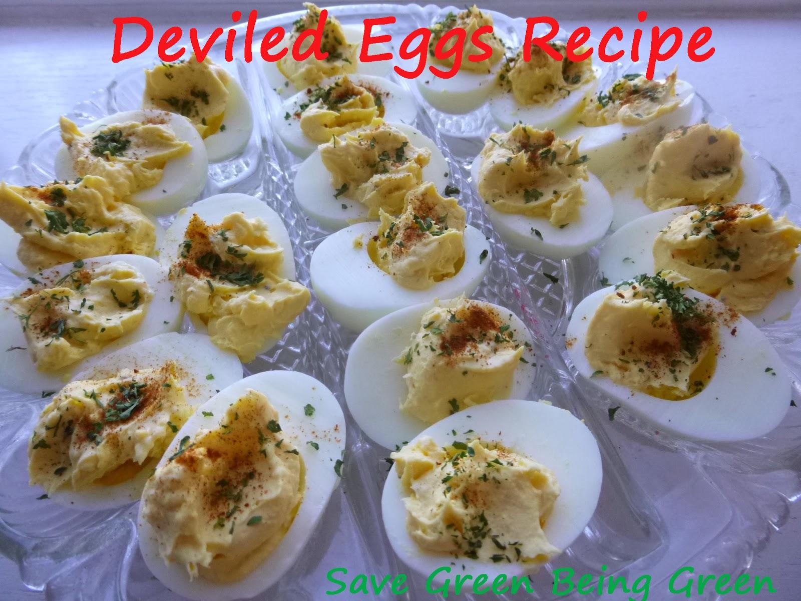 Make It Monday: Creamy Deviled Eggs Recipe