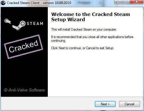 Cracked steam client 2013 honda