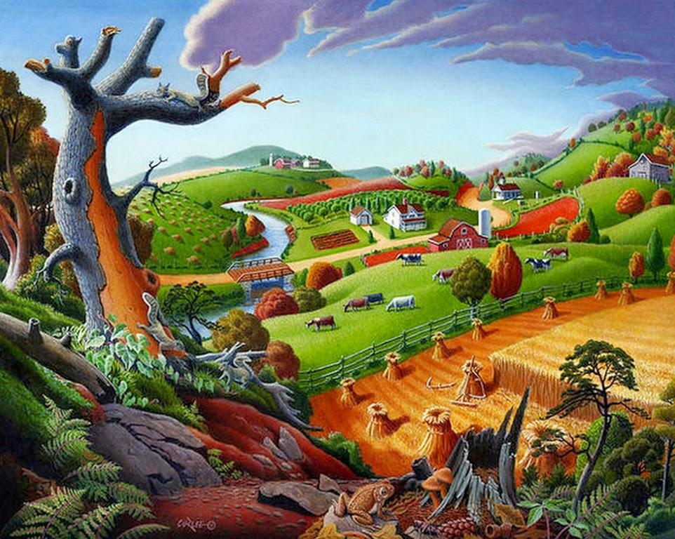 pinturas-de-paisajes-americanos-al-oleo