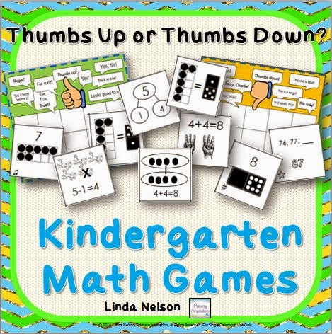 Kinder Math Games!