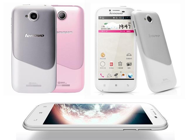 Smartphone Anthem  Lenovo A706