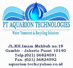 pt aquarion technologies client